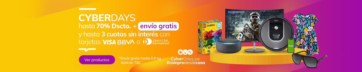 Cyberdays en TiendaMIA